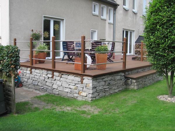 Landschaftsbau in Essen von Gartengestaltung Allmer – Galerie